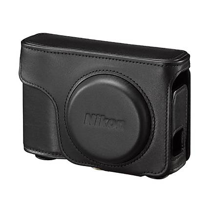 Nikon COOLPIX A Leather Case and Strap