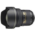 Nikon AF-S Nikkor 14-24mm f/2.8G ED Ultra Wide Angle Zoom Lens - Black
