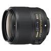 Nikon AF-S Nikkor 35mm f/1.8G ED Standard Lens - Black