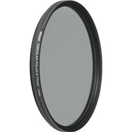 Nikon 77mm Circular Polarizer II