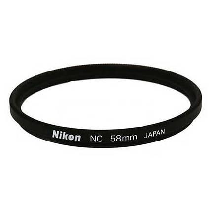 Nikon 58mm Screw-on NC Filter