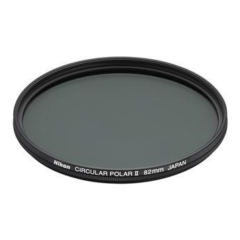 Nikon 82mm Circular Polarizer II Filter