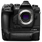 Olympus OM-D E-M1X Mirrorless Digital Camera (Black, Body Only)