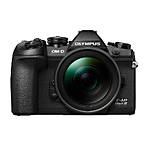 Olymous OM-D E-M1 Mark III Mirrorless Camera with 12-40mm F2.8 PRO Lens