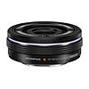 Olympus M.Zuiko ED 14-42mm f/3.5-5.6 EZ Electronic Zoom Lens - Black