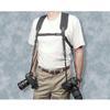 OP/TECH Dual Harness Strap - X Long (Black)