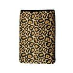 OP/TECH Smart Sleeve 751 Soft Pouch 7.5 x 11.2 Inch Leopard
