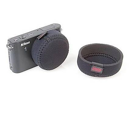 OP/TECH Hood Hat PK-Micro 1 In Tall By 2_ in Black
