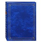 Pioneer APS Bi-Directional Memo 3-Ring Photo Album - Royal Blue