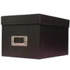 Pioneer Photo Albums CD/DVD Storage Box - Black