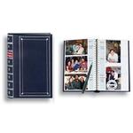 Pioneer 4 x 6 In. Bi-Directional Memo Photo Album (300 Photos)-Asstd. 12 Pk.