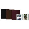 Pioneer 4 x 6 In. Sewn Leather Bi-Directional Photo Album(200 Photos)-4 Pack