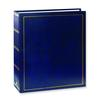 Pioneer Solid Cover Magnetic 3 Ring Photo Album (100 Photos) - Navy Blue