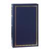 Pioneer 4 x 6 In. Pocket 3-Ring Binder Photo Album (300 Photos) - Navy Blue