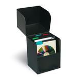 Print File Fliptop CD Storage Box (50)