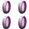 PGYTECH Pro ND Lens Filter Kit for DJI Mavic 2 Zoom (ND8/16/32/64)