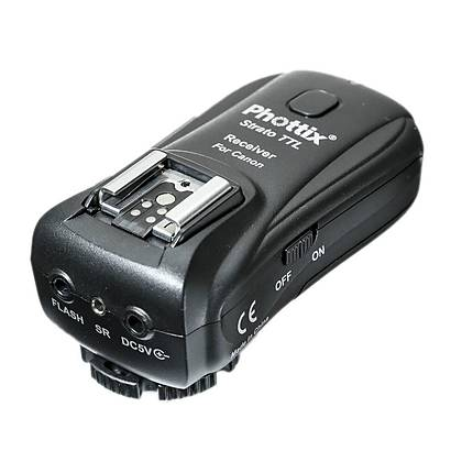 Phottix Strato TTL Flash Trigger Set For Canon