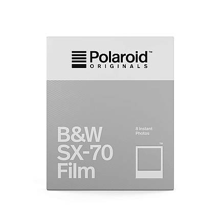 Polaroid B and W Film for SX-70