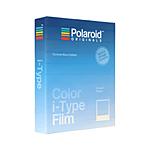 Polaroid Originals Color i-Type Instant Film (Summer Blues Edition)