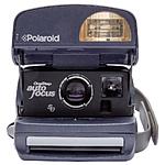 Polaroid Originals 600 Camera - Express Blue