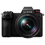 Panasonic Lumix DC-S1R Mirrorless Digital Camera with 24-105mm Lens