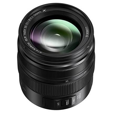 Panasonic Lumix G X Vario 12-35mm f/2.8 II ASPH. POWER O.I.S. Lens