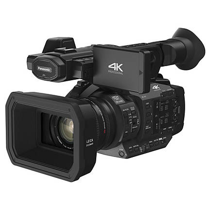 Panasonic HC-X1 4K Ultra HD Professional Camcorder