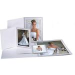 Unique Photomounts 4x6 Wood Grain Gray Folder (25)