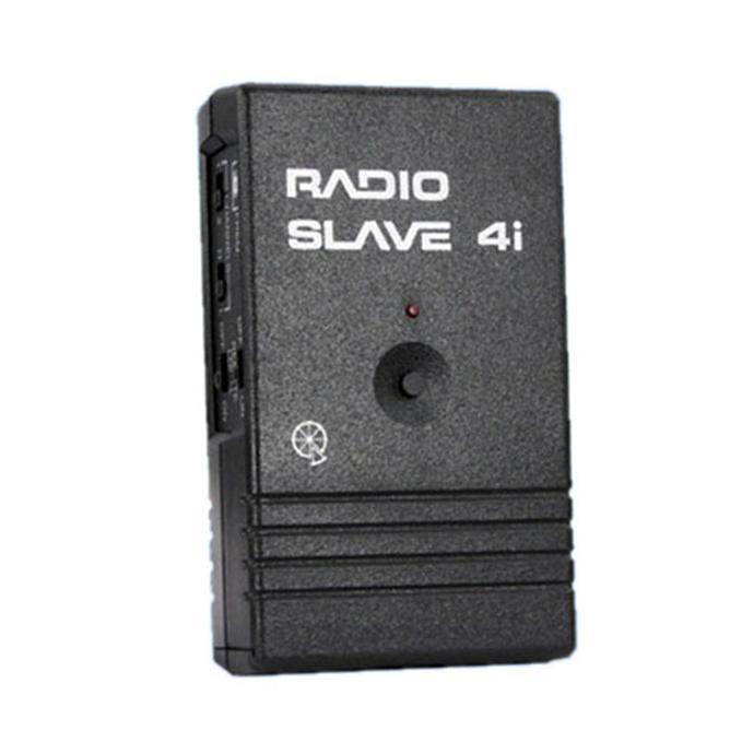 Quantum Studio Lighting: Quantum 4i Radio Slave Sender Only (505SI) Frequency D