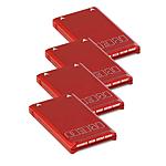 Red Digital Cinema RED MINI-MAG (480GB, 4-Pack)