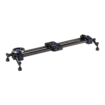MoveOver12  22mm Dual Carbon Rail 600mm Slider Includes Case