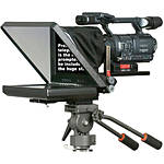 Prompter People PRO-15HB ProLine 15-inch High Bright Teleprompter Package