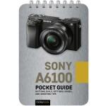 Rocky Nook - Pocket Guide Sony A6100 by Rocky Nook