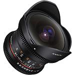 Rokinon 12mm T3.1 Full Frame Fisheye Cine DS  Lens for Canon EF