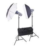 RPS Studio RS-SR300DK 2 Light Portable AC/DC Monlite kit