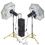 RPS Studio  LED Studio 2 Light 2000Watt Light Kit