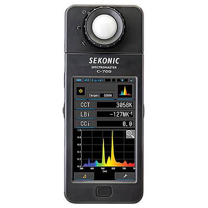 Sekonic - C-700-U Spectrometer Color Meter