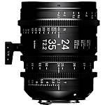 Sigma 24-35mm T2.2 FF Zoom Lens (Sony E)