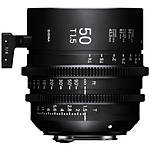 Sigma 50mm T1.5 Fully Luminous FF High-Speed Prime Lens (Sony E, Metric)