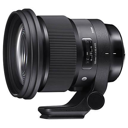 Sigma 105mm f/1.4 DG HSM Art Lens for Sigma