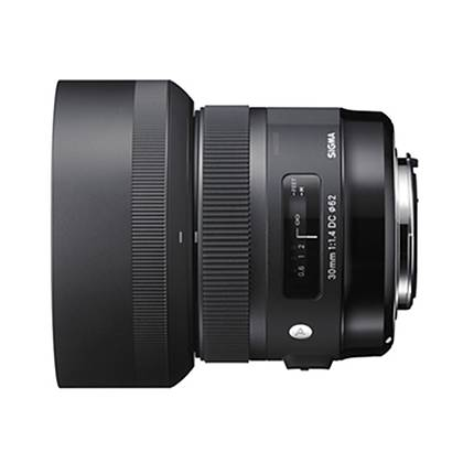 Sigma HSM ART DC 30mm F1.4 Standard Lens for Sony Mount - Black