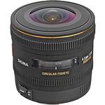 Sigma EX DC HSM Circular 4.5mm f/2.8 Fisheye Lens for Canon Mount - Black