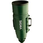 Sigma APO EX DG 200-500mm f/2.8 Telephoto Lens for Canon - Black