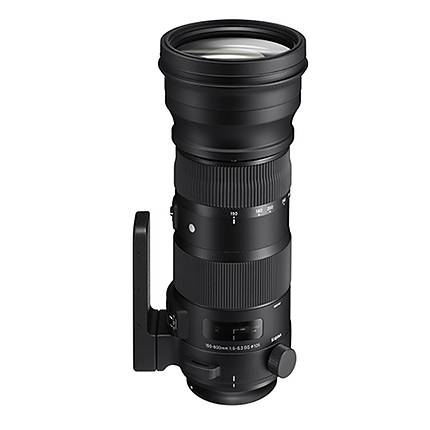 Sigma 150-600mm f/5-6.3 DG OS HSM Sports Lens for Canon EF