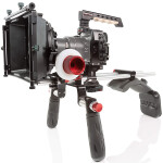 Shape Panasonic GH5 Cage Kit with Matte Box  and  Follow Focus