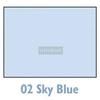 Savage Widetone Seamless Background Paper - 107in.x50yds. - #02 Sky Blue