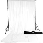 Savage Accent Muslin Background Kit 10x12 - White