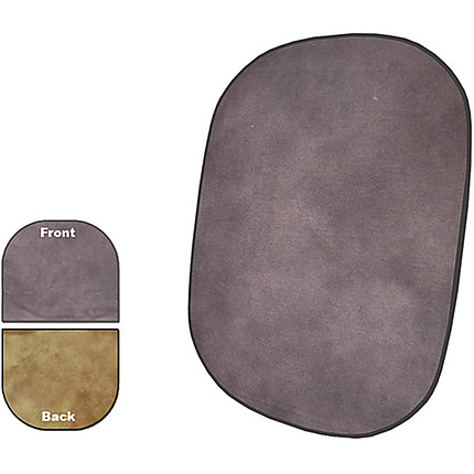Savage 60x72 Reversible Collapsible Background - Royal Tone