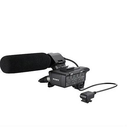 Sony XLR Adapter and Microphone Kit for NEX Handycam Camcorders