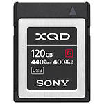 Sony 120GB XQD G Series Memory Card